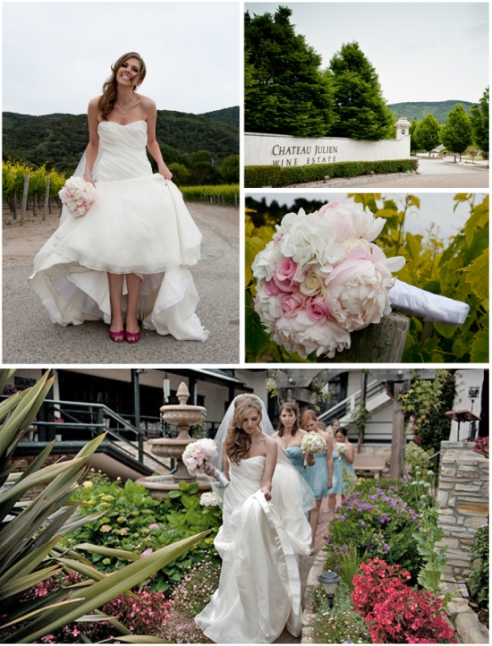 Wedding Venue: Chateau Julian French-Inspired Countryside