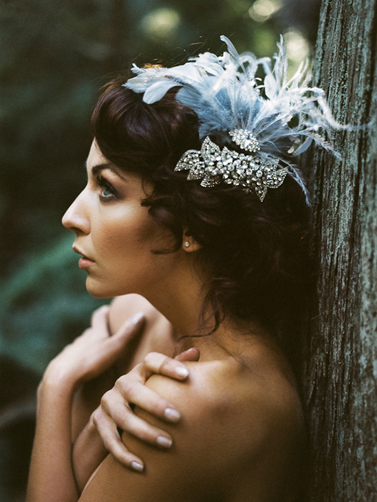 Vintage Inspired Wedding Accessories By Tessa Kim