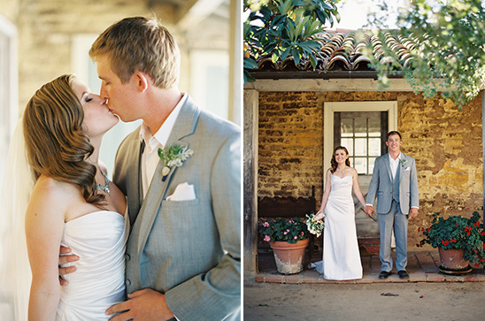 Santa Barbara Historical Museum Wedding By Patrick Moyer