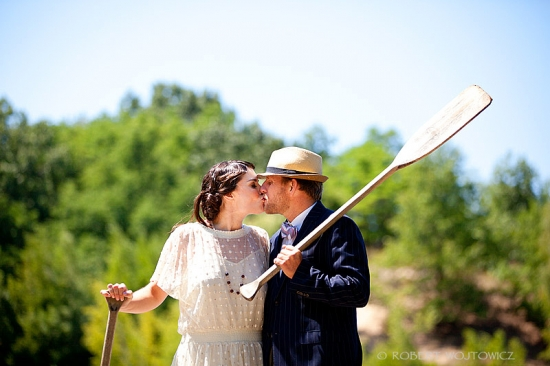 AN AMAZING 1920's THEME WEDDING