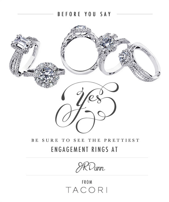 Designer Engagement Rings From Tacori