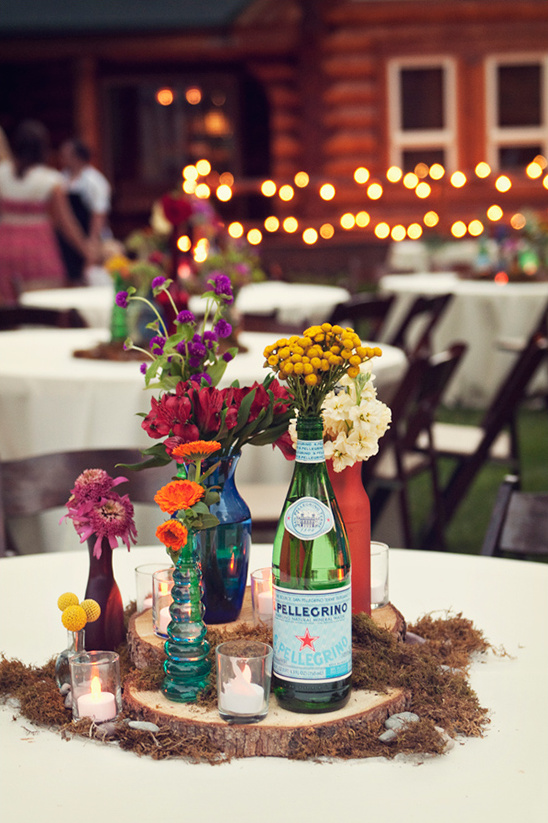 Laid Back Utah Wedding Reception