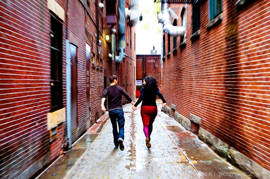 RAINY URBAN ENGAGEMENT SESSION