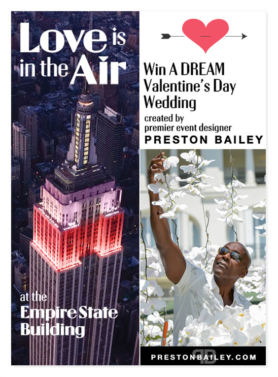 Win A Dream Wedding At The Empire State Building