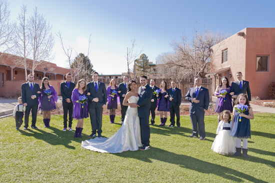 Winter Wedding Ideas   Shawl and Boots