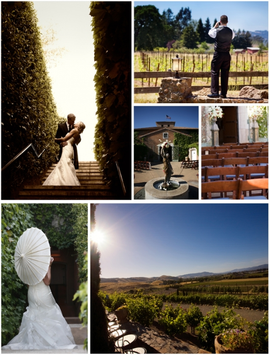 I Do Venues: Viansa Winery Find Tuscany in Wine Country