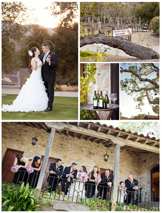I Do Venues: Holman Ranch Lovely Day and Romantic Night