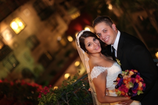 Winery Style Wedding at the Mission Inn