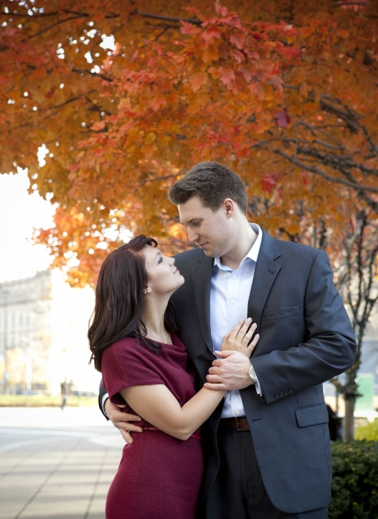 Engagement Photographers in Detroit Michigan