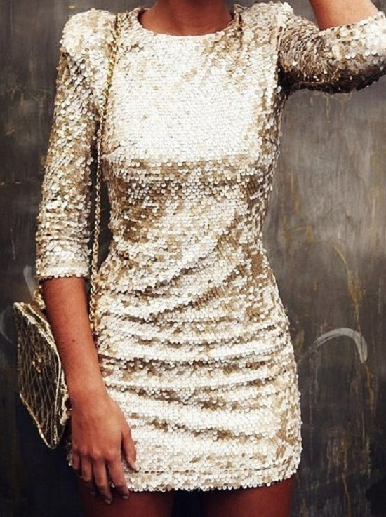 Sparkle on New Year's Eve