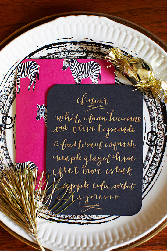 Holiday Cocktail + New Year's Eve Decor Ideas