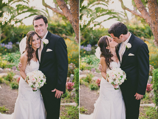 La Venta Inn Wedding, Palos Verdes CA [Dave Richards Photography]
