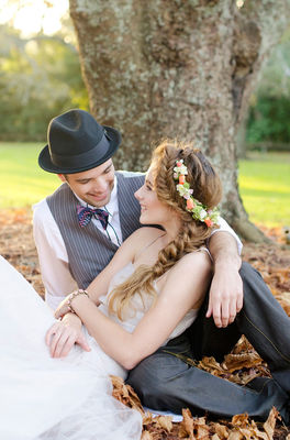 Boho Chic Romance Straight From New Zealand