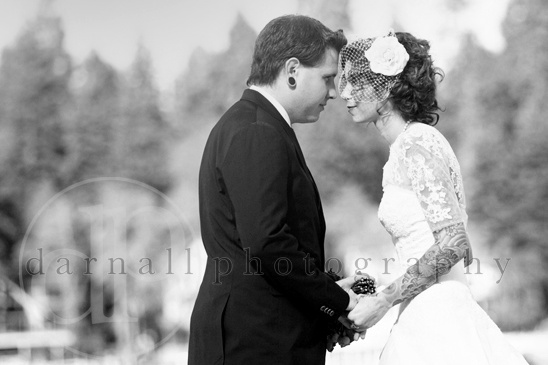 Pearls and Lace | Arrowhead Mountain Wedding