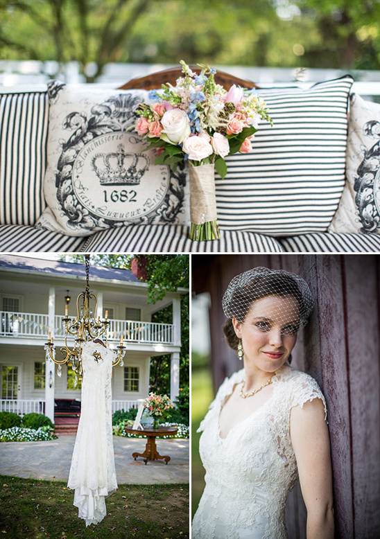 Historic Cedarwood Wedding In Nashville Tennessee