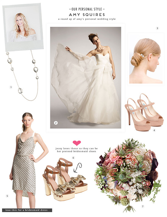 Amy And Jocey's Personal Wedding Style