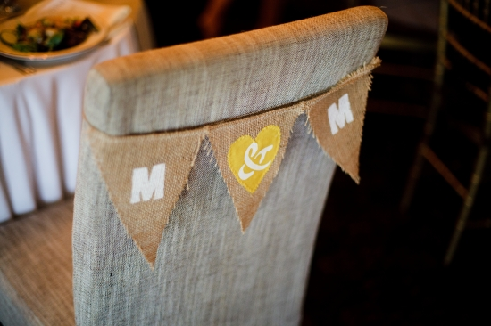 Yellow and Gray Wedding in Long Island   Hobart and Haven