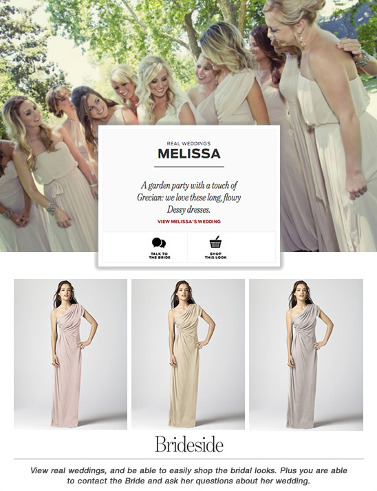Win Bridesmaid Dresses For Your Wedding Party With Brideside
