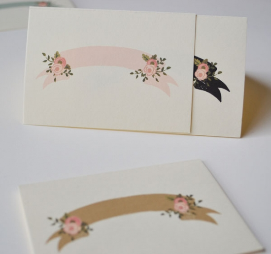 Dreamy Custom Wedding Labels & Such