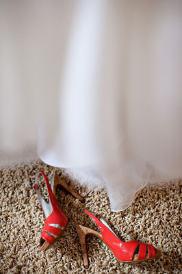 Romantic DIY Dallas Wedding