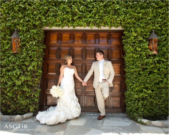 Stone Manor Malibu Wedding