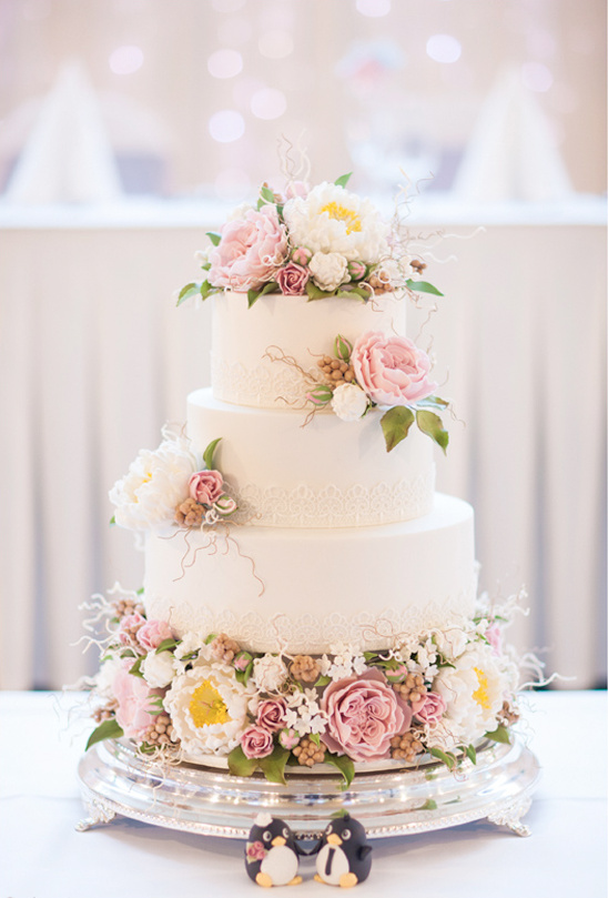 Affordable Wedding Cakes San Francisco