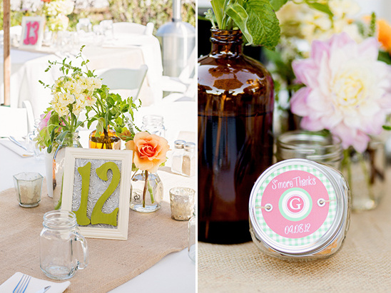 Country Chic Sana Rosa Wedding