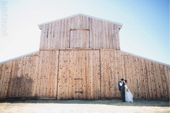 Rustic Southern California Wedding