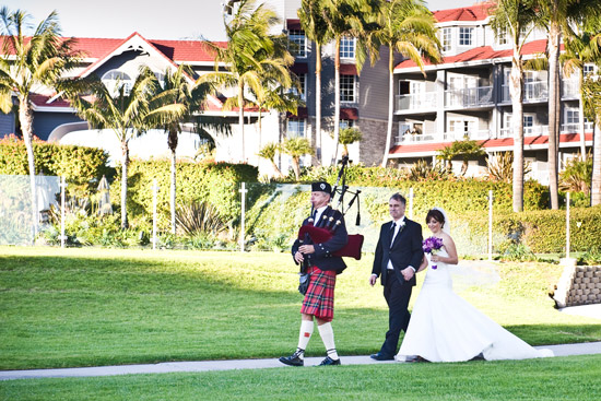 Marriott Laguna Cliffs Wedding | Darnall Photography