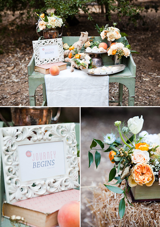 James and the Giant Peach Weding Ideas