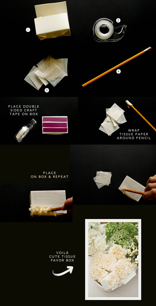 DIY Easy Favor Box Ideas