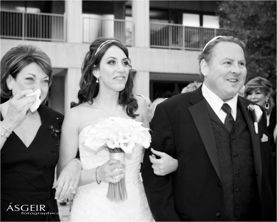 Skirball Cultural Center Wedding | Asgeir Fotographica, LA Photographers