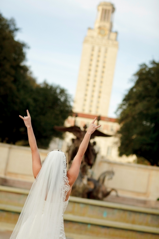 Elyse and Matt: Evening Texas Wedding
