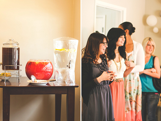 Easy French Infused Bridal Shower Ideas