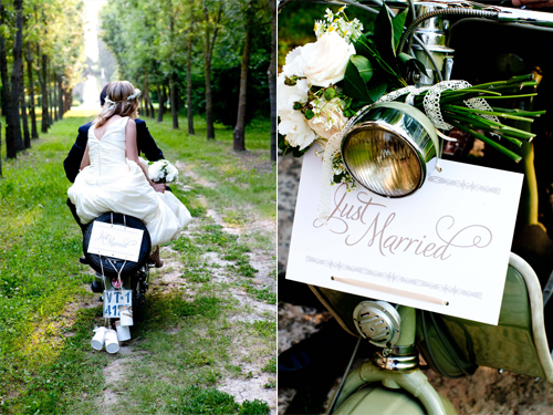 Italian Country Chic Wedding