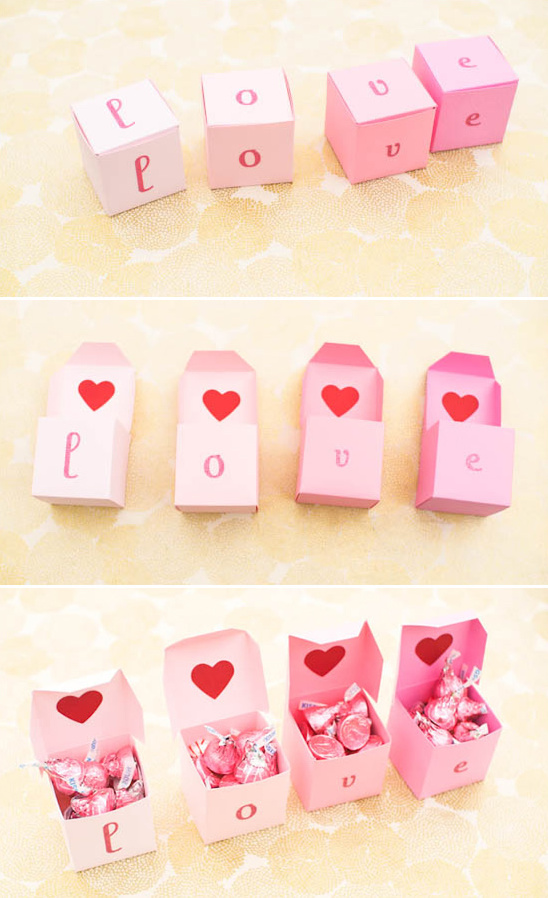 Easy Valentine's Day DIY Present