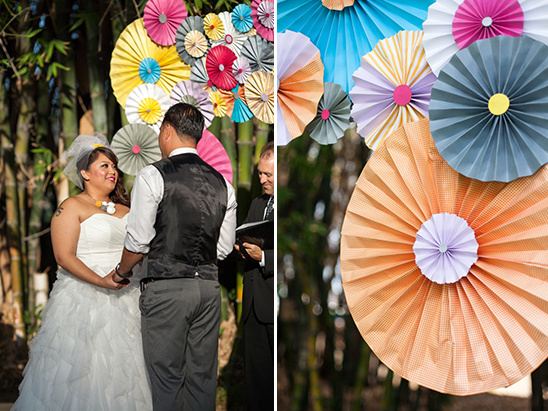 Colorful Up Inspired Wedding