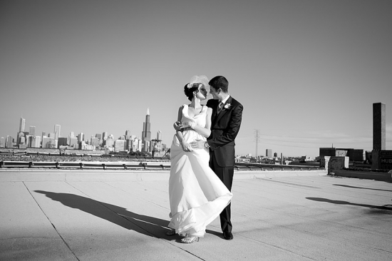 Urban Eclectic Wedding by Robert Wojtowicz