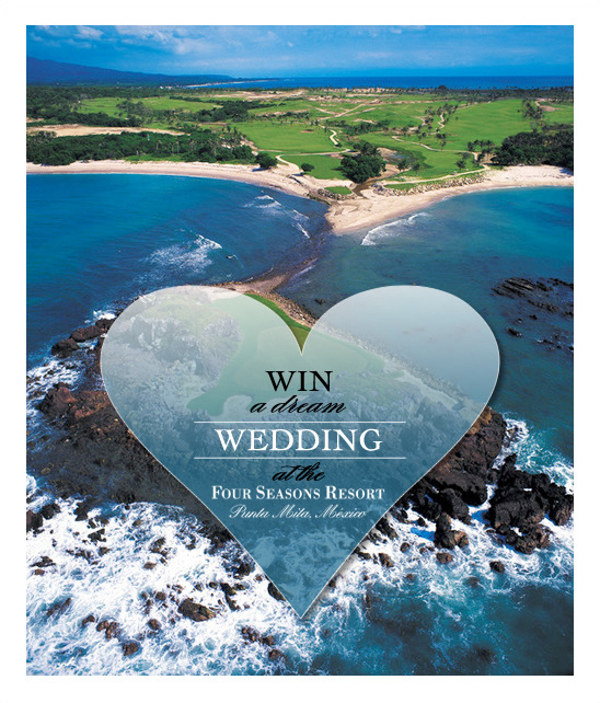 Win A Dream Wedding At The Four Seasons Resort Punta Mita