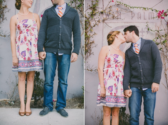 Downtown Pasadena Engagement Session [Dave Richards Photography]