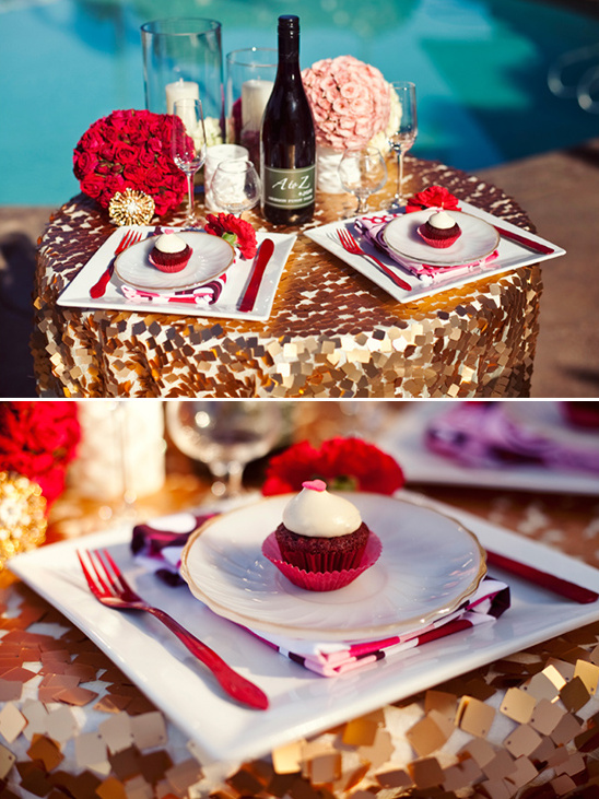 Valentine's Day Relaxed Wedding Ideas