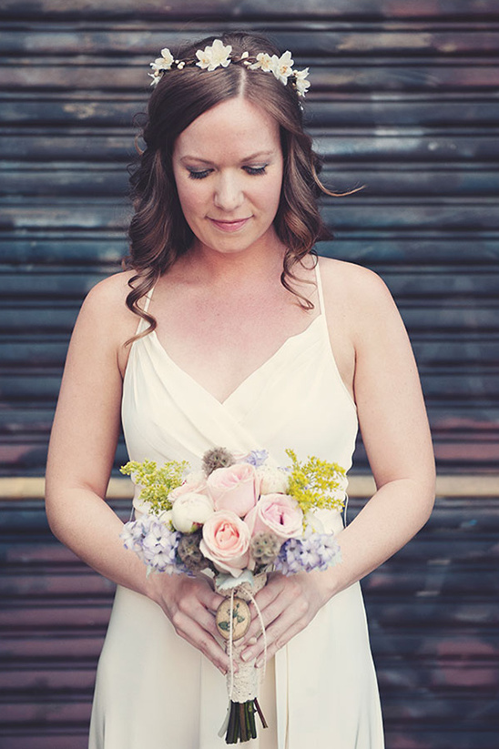 Intimate Brooklyn Wedding