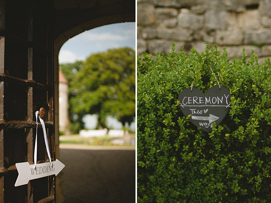 Vintage And Rustic Castle Wedding