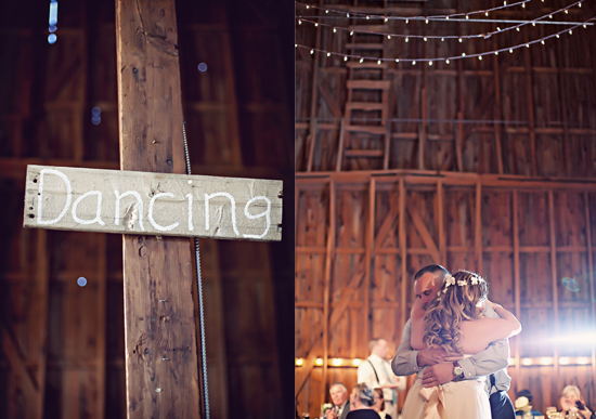 Rustic Wedding at Misty Farms in Ann Arbor, Michigan