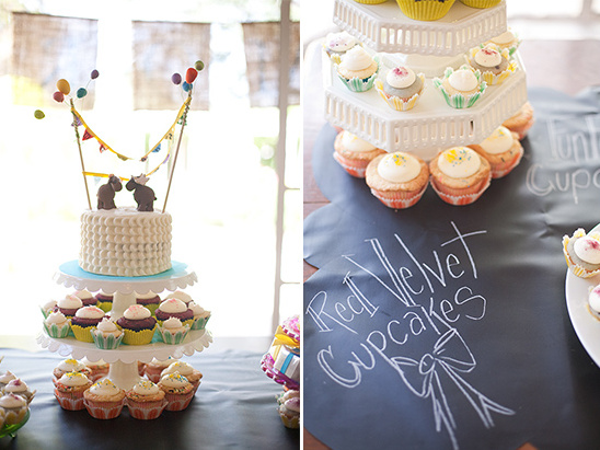 Vintage Country Fair Wedding