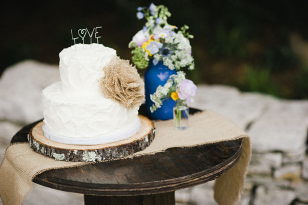 Rustic Kentucky Wedding