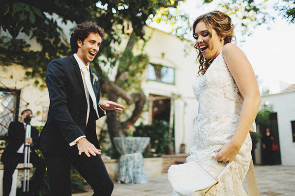 A French And Californian Inspired Wedding