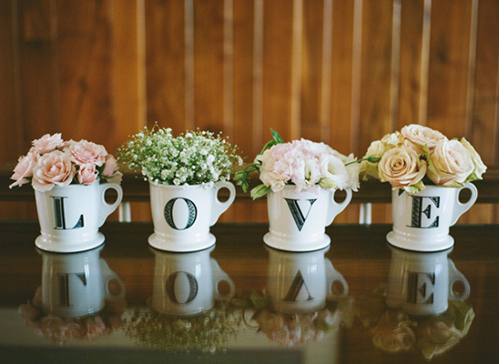 Nashville, TN Soft Pink And Gray Wedding