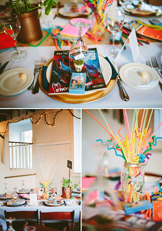 kid table decor ideas