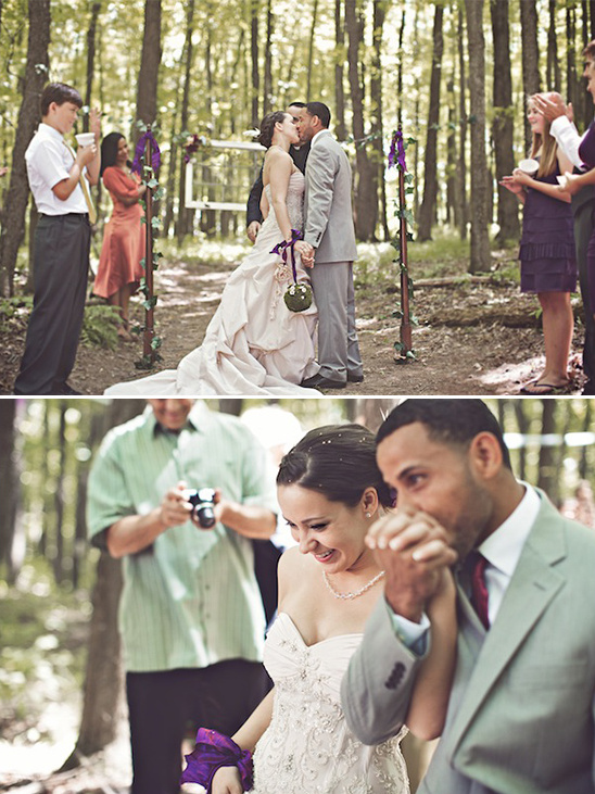 forrest wedding ceremony